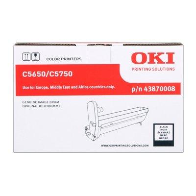 Trommel Original OKI 43870008 C5650 schwarz