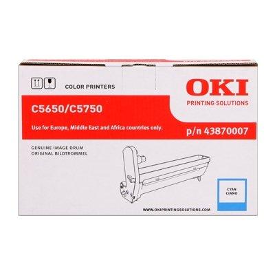 Trommel Original OKI 43870007 C5650 cyan