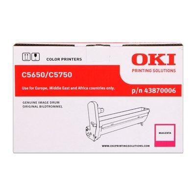Trommel Original OKI 43870006 C5650 magenta