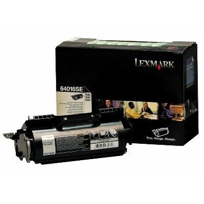 Toner Original Lexmark 64016SE Optra T640 schwarz