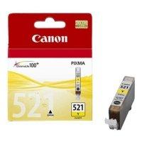 Druckerpatrone Original Canon CLI-521Y (2936 B 001) gelb