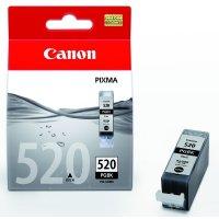 Druckerpatrone Original Canon PGI-520BK (2932 B 001) schwarz
