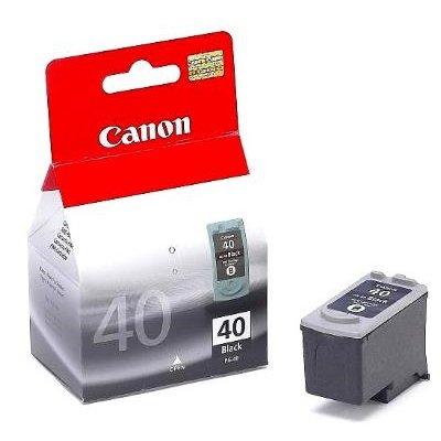 Druckerpatrone Original Canon PG-40 (0615 B 001) schwarz
