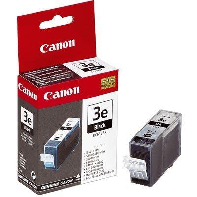 Druckerpatrone Original Canon BCI-3eBK (4479 A 002) schwarz