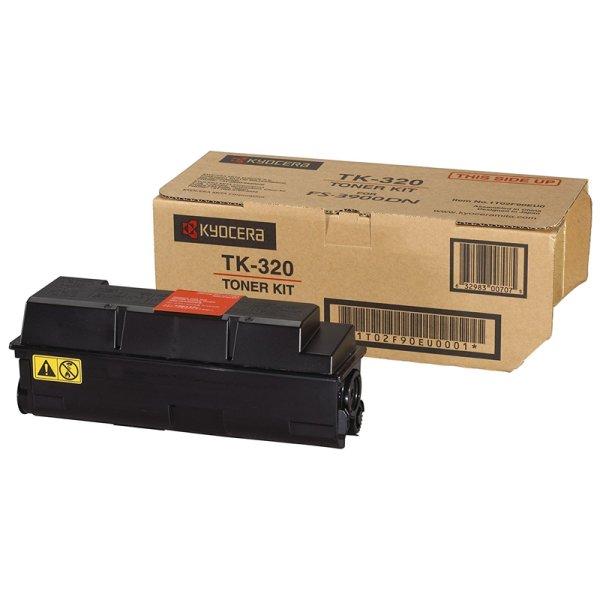 Toner Original Kyocera TK-320 1T02F90EU0 schwarz