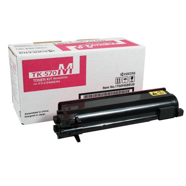 Toner Original Kyocera TK-570M 1T02HGBEU0 magenta