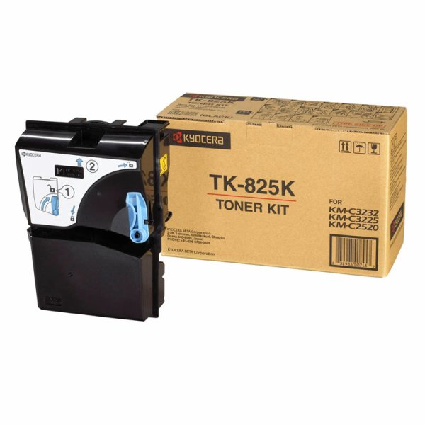 Toner Original Kyocera TK-825K 1T02FZ0EU0 schwarz