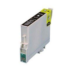 Druckerpatrone Kompatibel zu Epson T0611, C13T06114010 schwarz