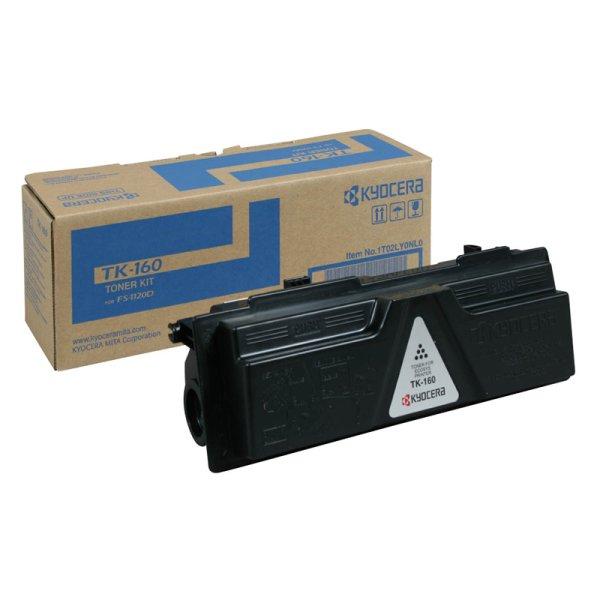 Toner Original Kyocera TK-160 1T02LY0NL0 schwarz