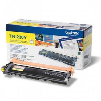 Toner Original Brother TN-230 Y gelb