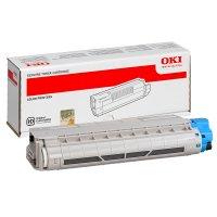 Toner Original OKI 44315307 C610 cyan