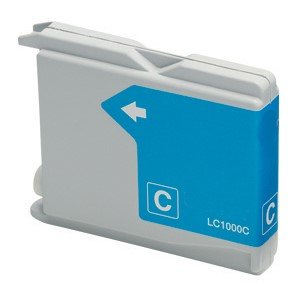 Druckerpatrone Kompatibel zu Brother LC-970/1000 C cyan