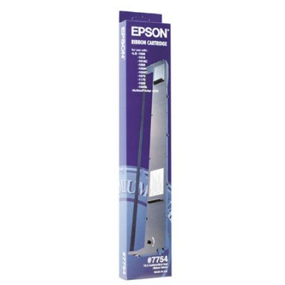Original Farbband Epson C13S015022 (7754) Schwarz