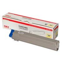 Toner Original OKI 42918913 C9600 gelb