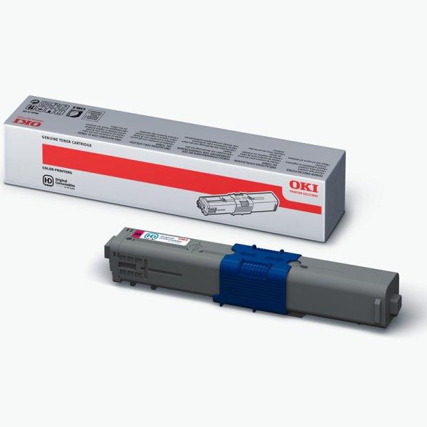 Toner Original OKI 44469705 C310 magenta
