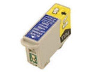 Druckerpatrone Kompatibel zu Epson T007, C13T00740110 schwarz
