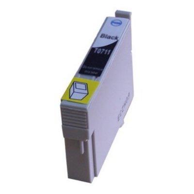 Druckerpatrone Kompatibel zu Epson T0711, C13T07114010 schwarz