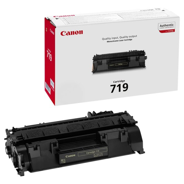 Toner Original Canon 719 (3479 B 002) schwarz