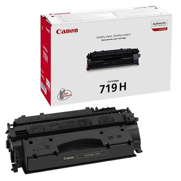Toner Original Canon 719H (3480 B 002) schwarz