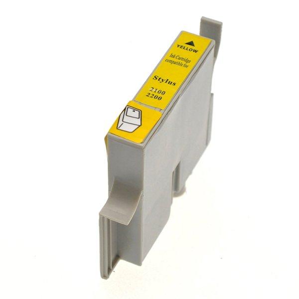 Druckerpatrone Kompatibel zu Epson T0344, C13T03444010 gelb