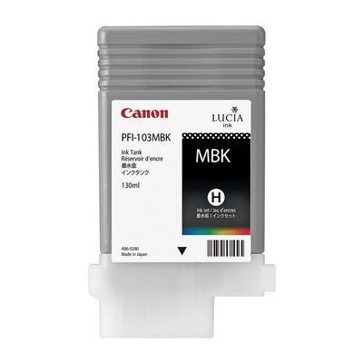Druckerpatrone Original Canon PFI-103MBK (2211 B 001) matt-schwarz