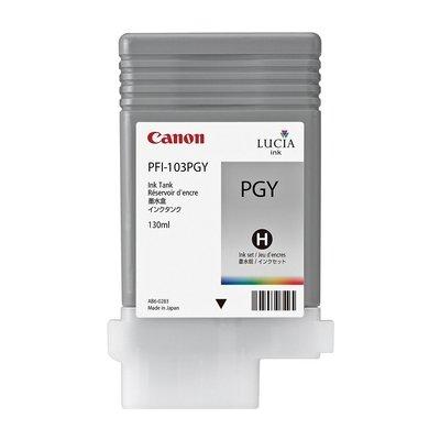 Druckerpatrone Original Canon PFI-103PGY (2214 B 001) foto-grau