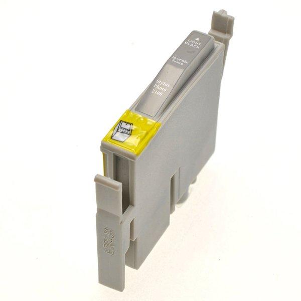 Druckerpatrone Kompatibel zu Epson T0347, C13T03474010 foto-schwarz