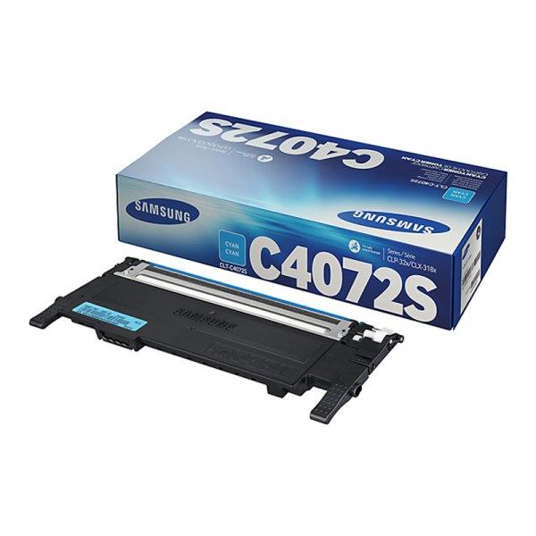 Toner Original Samsung CLT-C4072S cyan