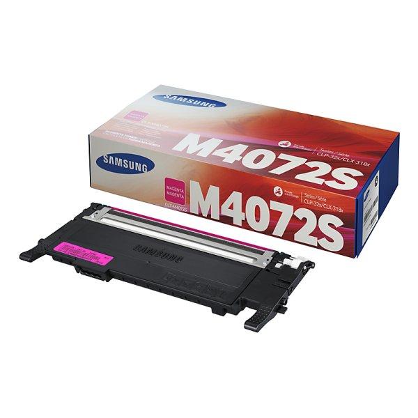 Toner Original Samsung CLT-M4072S magenta