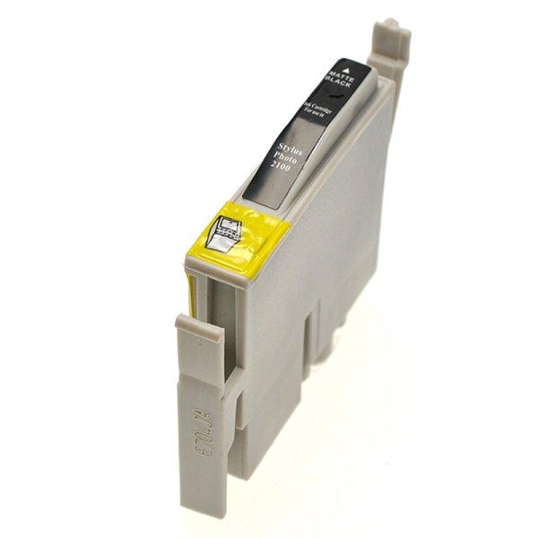 Druckerpatrone Kompatibel zu Epson T0348, C13T03484010 matt-schwarz