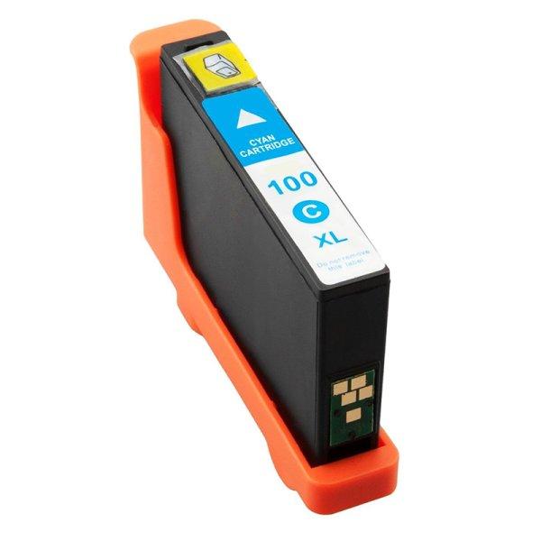 Druckerpatrone Kompatibel zu Lexmark 14N1069E (100XL) cyan