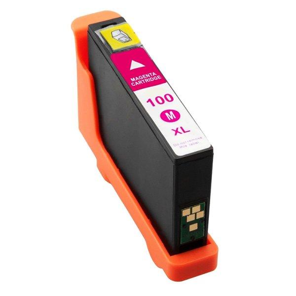 Druckerpatrone Kompatibel zu Lexmark 14N1070E (100XL) magenta