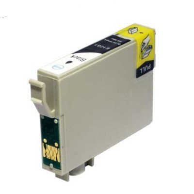 Druckerpatrone Kompatibel zu Epson T1291, C13T12914011 schwarz