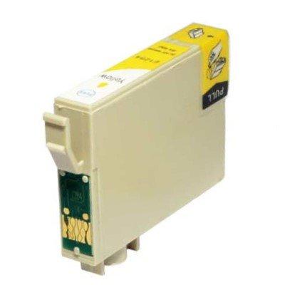 Druckerpatrone Kompatibel zu Epson T1294, C13T12944011 gelb
