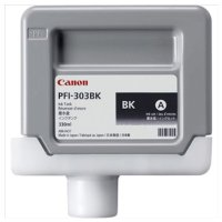 Druckerpatrone Original Canon PFI-303BK (2958 B 001) schwarz