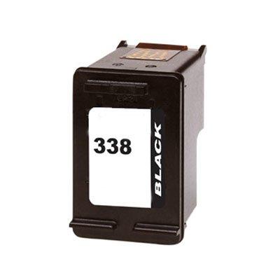 Druckerpatrone Kompatibel zu HP C8765EE (338) schwarz