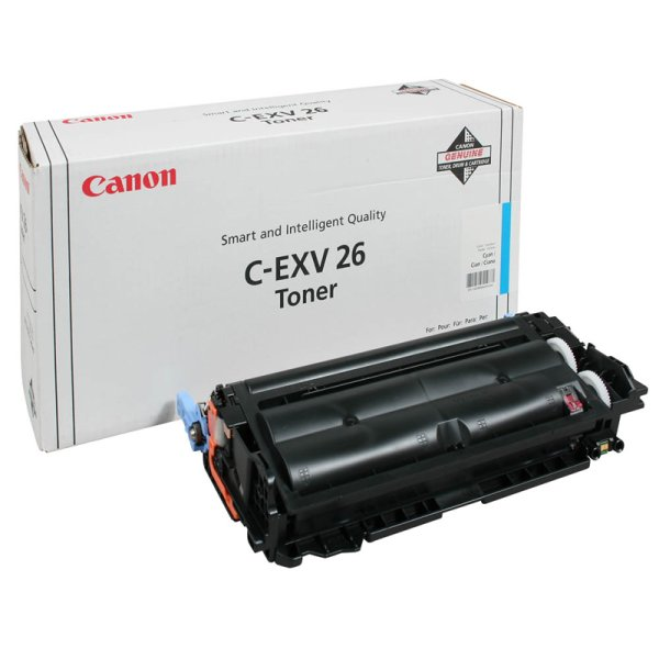 Toner Original Canon C-EXV26 (1659 B 006) cyan