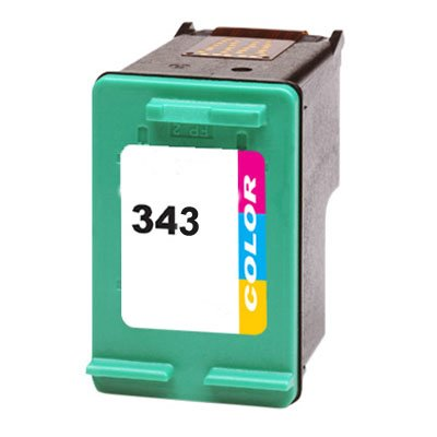 Druckerpatrone Kompatibel zu HP C8766EE (343) 3-farbig