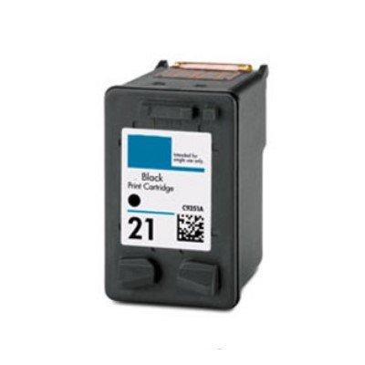 Druckerpatrone Kompatibel zu HP C9351AE (21) schwarz