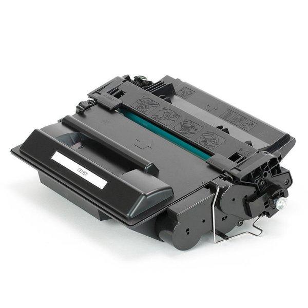 Toner Kompatibel zu HP CE255X (55X) schwarz