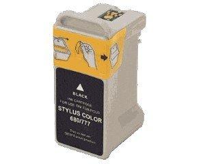 Druckerpatrone Kompatibel zu Epson T017, C13T01740110 schwarz