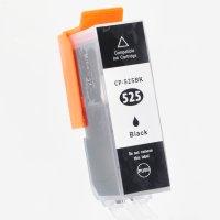 Druckerpatrone Kompatibel zu Canon PGI 525 PGBK (4529 B...