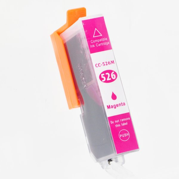 Druckerpatrone Kompatibel zu Canon CLI 526M (4542 B 001) magenta