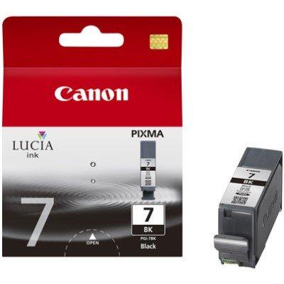 Druckerpatrone Original Canon PGI-7BK (2444 B 001) schwarz
