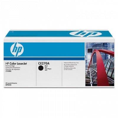 Toner Original HP CE270A (650A) schwarz