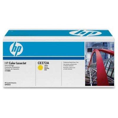 Toner Original HP CE272A (650A) gelb