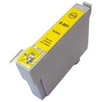 Druckerpatrone Kompatibel zu Epson T0804, C13T08044010 gelb