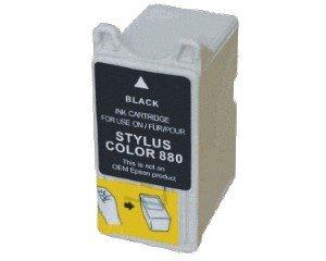 Druckerpatrone Kompatibel zu Epson T019, C13T01940110 schwarz