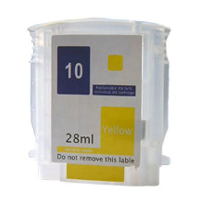 Druckerpatrone Kompatibel zu HP C4842AE (10) gelb