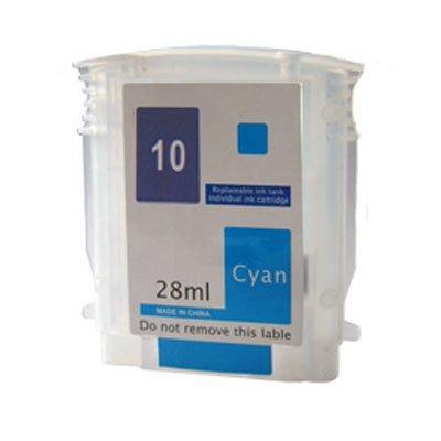 Druckerpatrone Kompatibel zu HP C4841AE (10) cyan